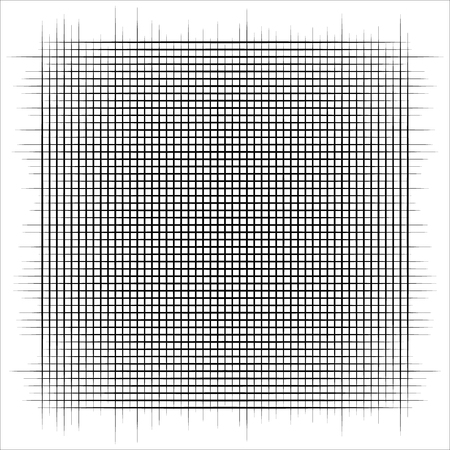 intersecting: Intersecting lines. Grid, mesh pattern. Abstract illustration.