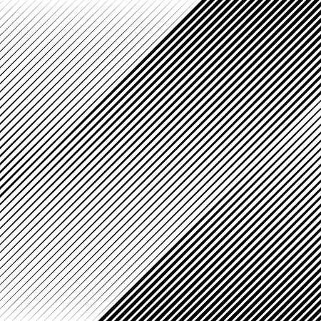 Oblique, diagonal lines edgy pattern, monochrome background.