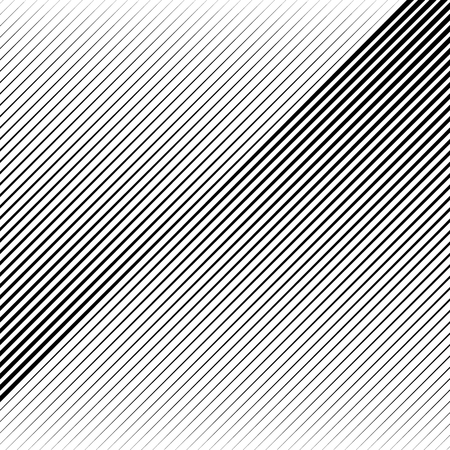 Oblique, diagonal lines edgy pattern, monochrome background. Banco de Imagens - 57288851