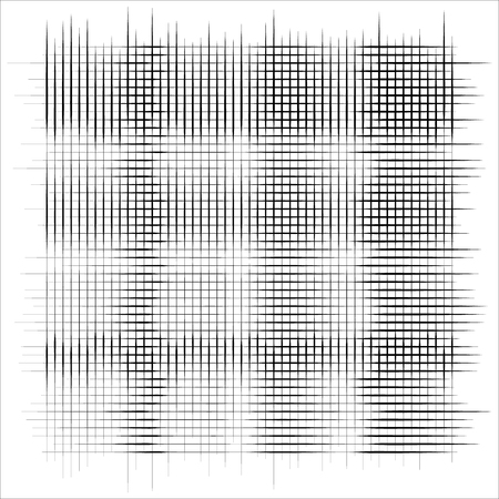 grid pattern: Intersecting lines. Grid, mesh pattern. Abstract illustration.