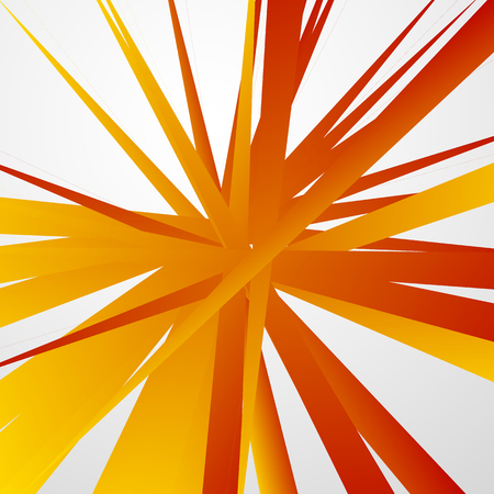 irregular: Radial, radiating irregular, grungy lines abstract background