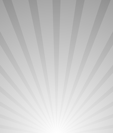 Sunburst, starburst background. Converging-radiating lines abstract background in vertical format. Flyer, poster, placard background.