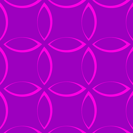 repetitive: Monochrome repetitive pattern with petal  flower  leaf shapes. Simple texture for nature related concepts or as generic decorative background Illustration