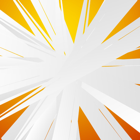 radiating: Radial, radiating irregular, grungy lines abstract background