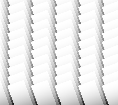 overlapping: Overlapping standing rectangles. Monochrome pattern  background.