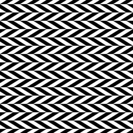 parallelogram: Checkered seamless pattern with alternating parallelogram. Optical illusion, contrasty background