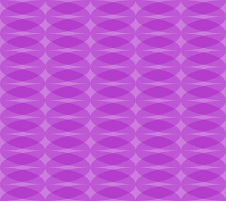 ovals: Seamless monochrome pattern with transparent overlapping ovals. (Repeatable)