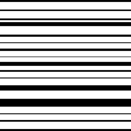 parallel: Horizontal straight parallel lines. Abstract monochrome seamlessly repeatable pattern