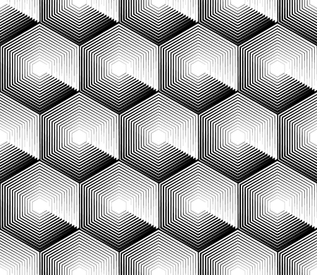 cellular: Cellular geometric pattern, seamlessly repeatable. Abstract monochrome background.