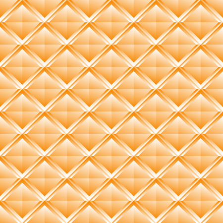 studs: Repeatable pattern with crystal like structure. Mosaic of studs, shaded squares