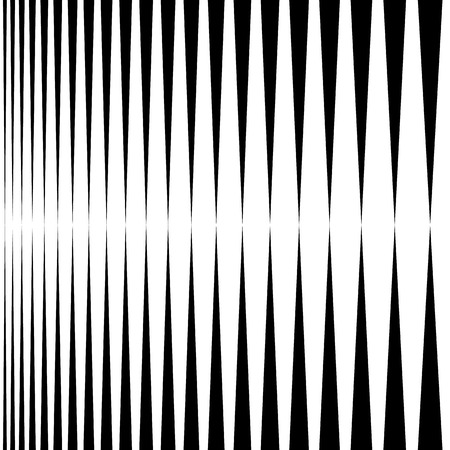 thick: Vertical  lines, stripes - Parallel straight lines from thick to thin in sequence. abstract monochrome, grayscale geometric pattern, texture. Illustration