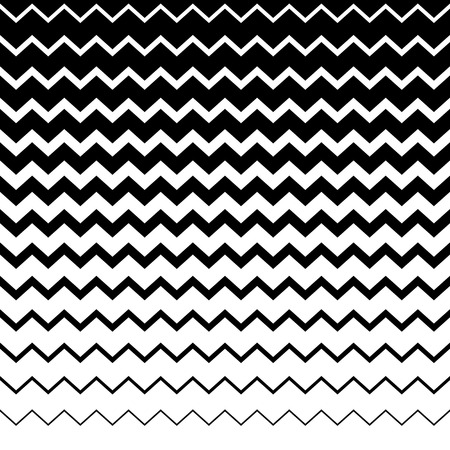 reticular: Zigzag, wavy irregular lines pattern. Horizontally repeatable. Geometric background with lines from thick to thin.