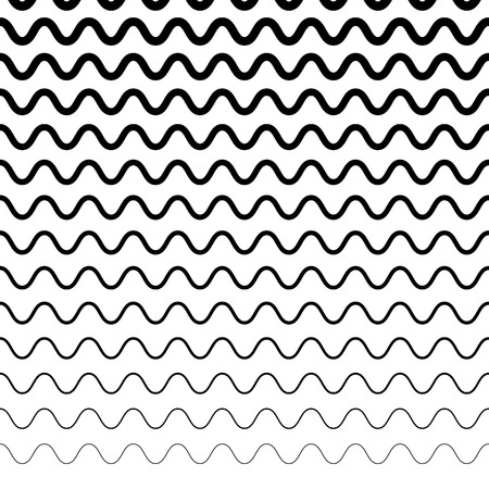billow: Horizontally repeatable irregular wavy lines. Billow, ripply, undulating lines.