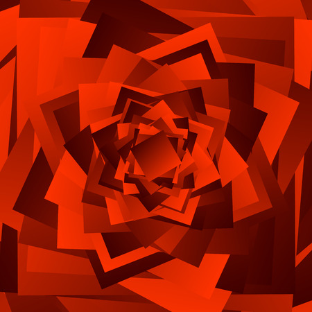 overlapping: Colorful bright texture-pattern with overlapping squares. Background with asymmetric geometry.