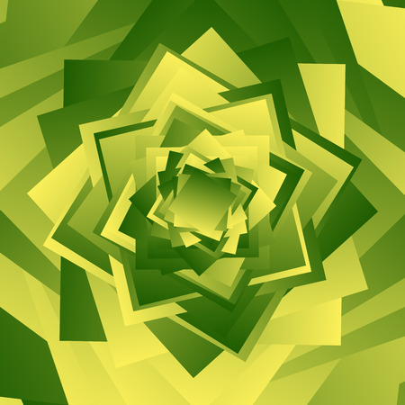 shatter: Colorful bright texture-pattern with overlapping squares. Background with asymmetric geometry.