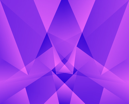 splinters: Colorful geometric pattern. Triangular shapes blended. Abstract monochrome background.