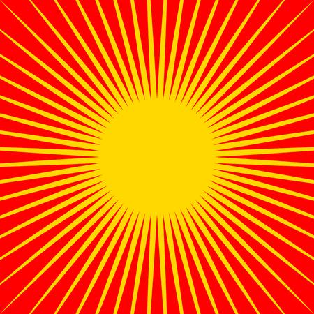 burst background: Radiating lines starburst pattern. Radial rays, beams.