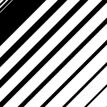 strain: Dynamic diagonal lines pattern. Parallel straight lines with irregular width. Gradation, halftone background Illustration