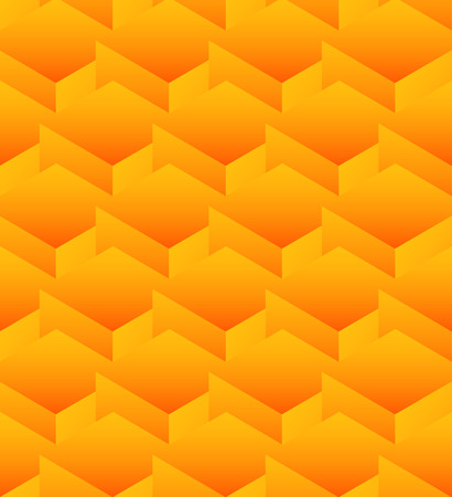 seamlessly: Cubes seamlessly repeatable pattern, 3d geometric background.