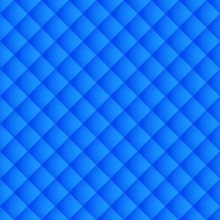 revetment: Simple colorful repeatable pattern with tilted squares. Minimal monochrome seamless background.