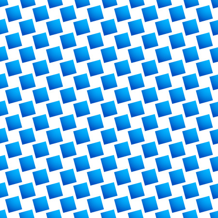 Seamless pattern with regular mosaic of colorful shapes