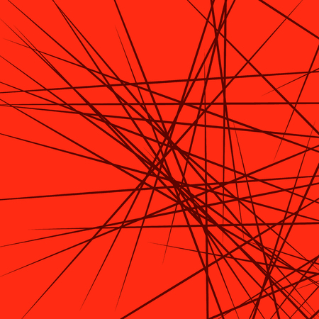 duotone: Dynamic irregular lines placed randomly. Geometric monochrome (duotone) pattern. Rough, edgy texture.