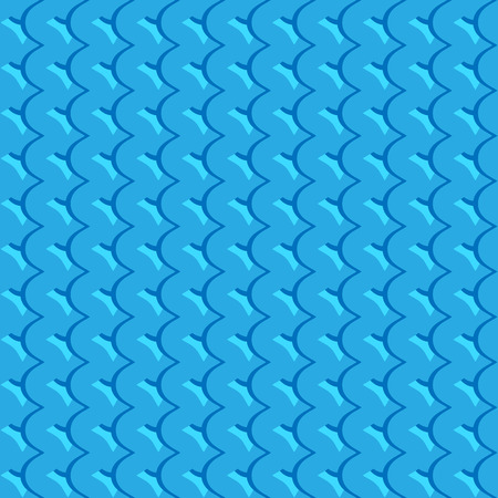 billow: Pattern with wavy, billowy intersecting lines. Grid of irregular lines perfectly seamless pattern.