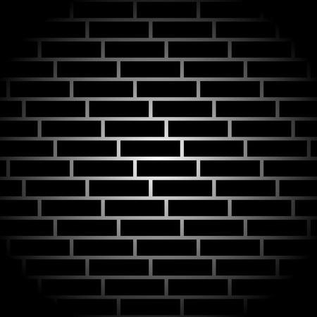brickwall: Brickwall  stone wall repeatable pattern with irregular tiling.