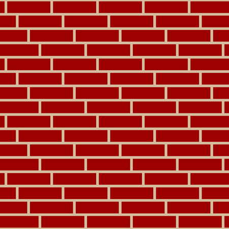 bricklaying: Brickwall  stone wall repeatable pattern with irregular tiling.