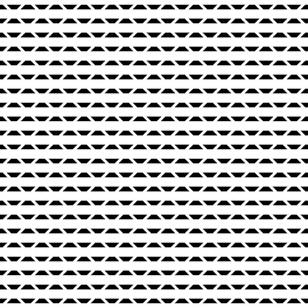transverse: Tileable grid  mesh geometric pattern series. Repeatable monochrome texture. Illustration