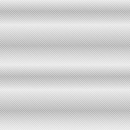 Edele metalen, zilver patroon, achtergrond met lijnen. (Herhaalbare) Stock Illustratie