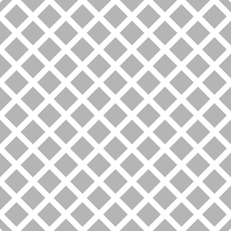 grid pattern: Cellular, grid seamless black and white pattern Illustration
