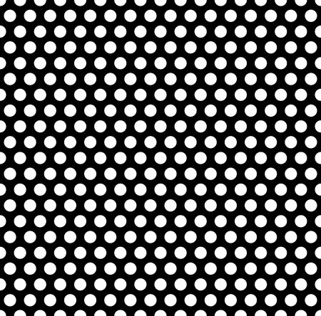 speckle: Seamlessly repeatable pattern with dots, circles. Monochrome abstract illustration in speckled, halftone style. Geometric pointillist texture.