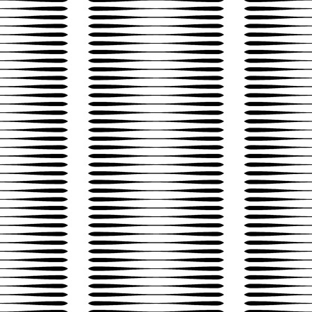 streaks: Horizontal lines repeatable geometric pattern. Stripes, streaks from edge of the page. Illustration
