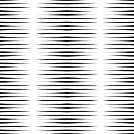 horizontal lines: Horizontal lines repeatable geometric pattern. Stripes, streaks from edge of the page. Illustration