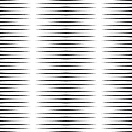 lineas horizontales: Las líneas horizontales modelo geométrico repetible. Rayas, rayas del borde de la página.