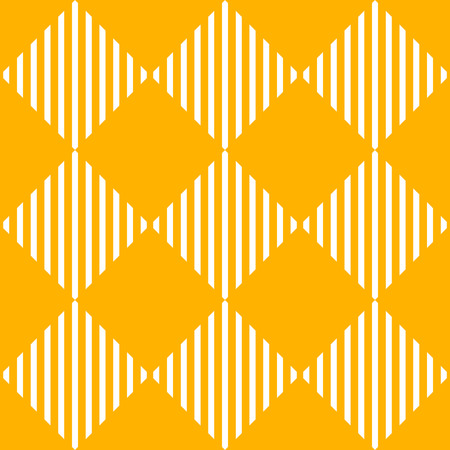 repeatable texture: Classic simple 1 color pattern  background with mosaic of squares. Monochrome texture with alternating squares with linear filling. (Repeatable) Illustration