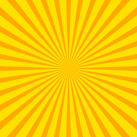 radiacion solar: Bright starburst (sunburst) background with regular radiating lines, stripes