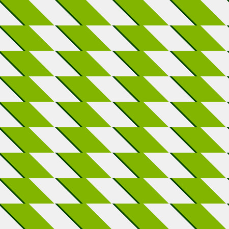 parallelogram: Zigzag repeatable pattern with parallelograms - Geometric abstract background Illustration