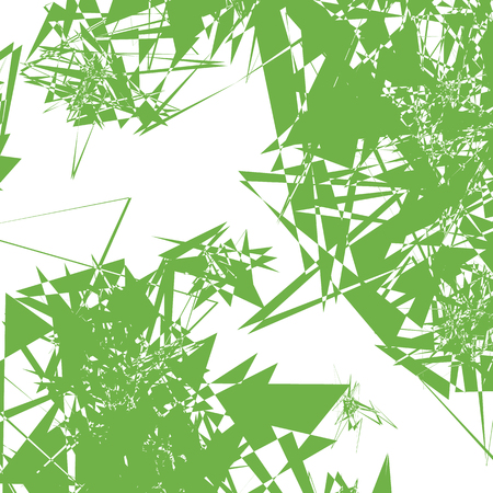splintered: Random irregular texture. Rough, edgy geometric texture w bright color