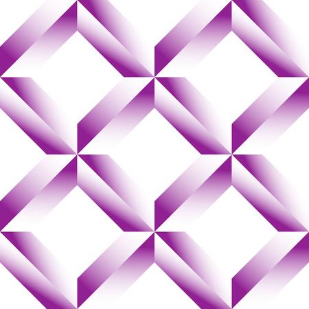 Faceted grid, mesh seamless pattern. Monochrome geometric lattice