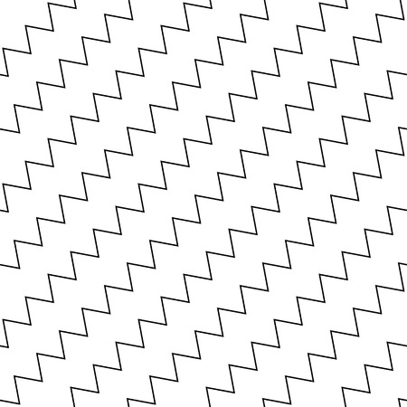skew: Wavy, zigzag parallel lines repeatable pattern
