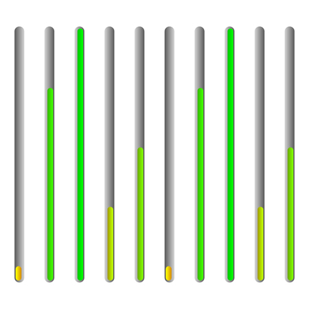 Eq - equalizer or generic level indicator UI element