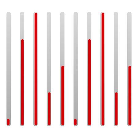 eq: Eq - equalizer or generic level indicator UI element