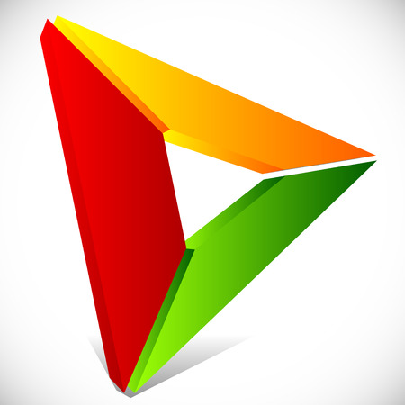 initiate: Play button  generic arrow, pointer, cursor icon Illustration