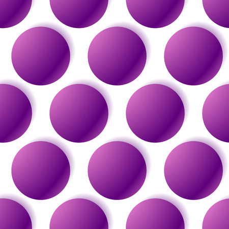 flecks: Pattern with glowing circles. Dotted pattern. (seamlessly repeatable)