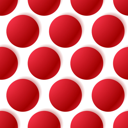 Pattern with glowing circles. Dotted pattern. (seamlessly repeatable)