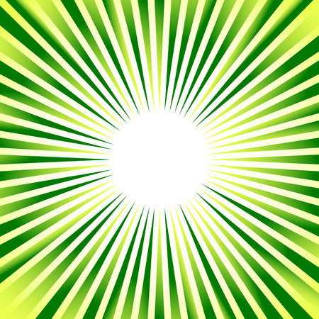 Rays, beams, starburst (sunburst) pattern. Converging lines abstract background. Illustration