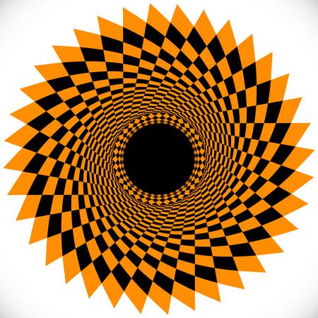 círculo elemento geométrico (s). forma circular abstracta