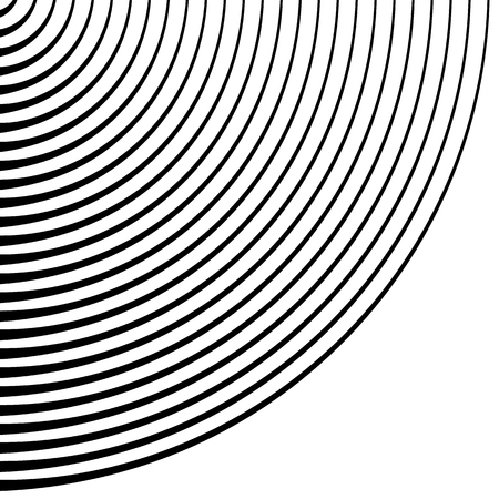 circles pattern: Concentric rings, circles pattern. Circles background pattern. Illustration